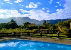 Pousada Rio Da Prata - Blumenau - Pool