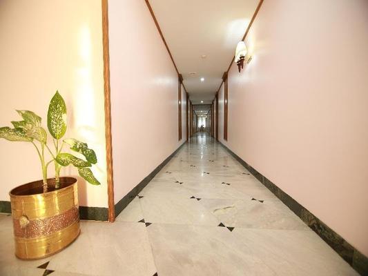 Oyo 881 Fort Gate - Guruvayoor - Hallway