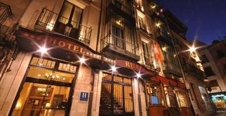 Hotel Rua Salamanca - Thị trấn Salamanca - Toà nhà