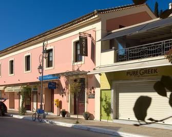 Arethousa Hotel - Pýrgos - Building