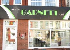 The Garnett Hotel - Blackpool - Building