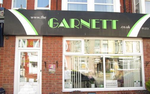 The Garnett Hotel - Blackpool - Κτίριο