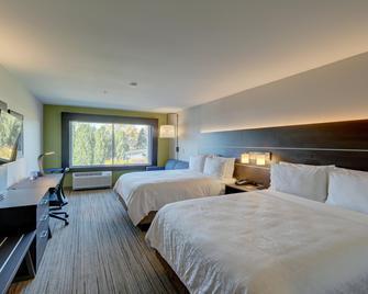 Holiday Inn Express & Suites Auburn Downtown - Auburn - Slaapkamer