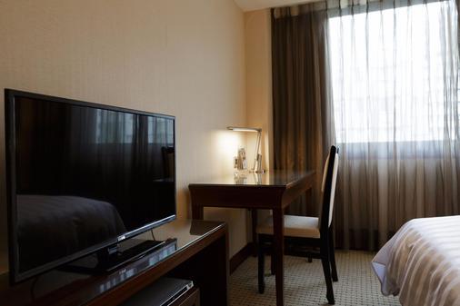 人道國際酒店 - 高雄市 - 客房設備