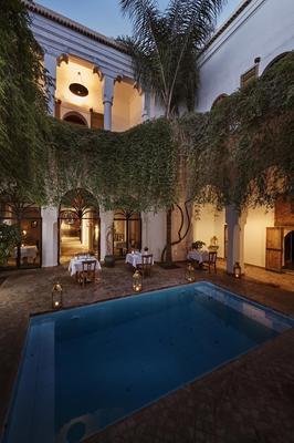 Riad Al Assala - Marrakesh - Pool