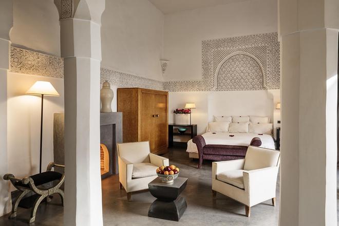Riad Al Assala - Marrakesh - Bedroom