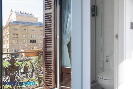 Pensión Aldamar - San Sebastian - Bedroom