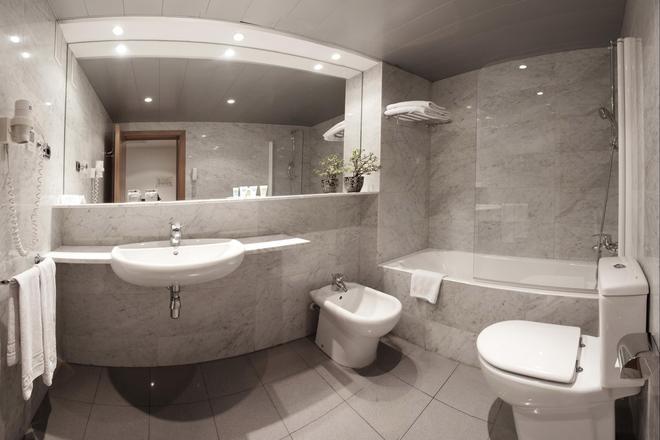歐尼士拉姆布拉酒店 - 巴塞隆拿 - 巴塞隆納 - 浴室