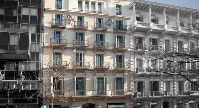 Onix Rambla - Barcelona - Rakennus