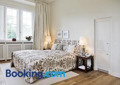 Schlosshotel Munchhausen - Aerzen - Bedroom