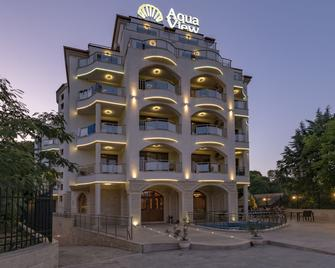 Hotel Aqua View - Golden Sands - Edificio