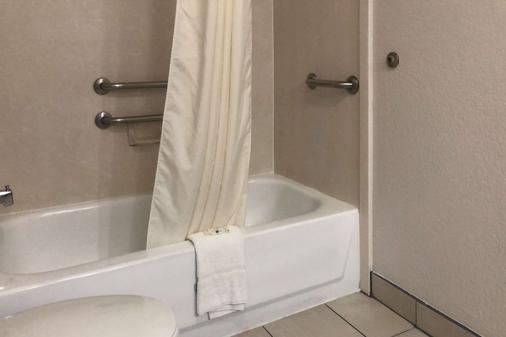 丹佛國際機場品質酒店及套房 - 丹佛 - 丹佛 - 浴室