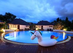 Baan Suan Nuanta - Amphawa - Pool