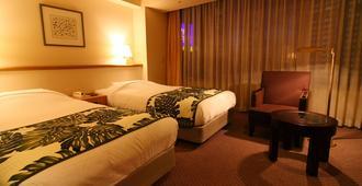 بريزباي هوتل ريزورت آند سبا - يوكوهاما - غرفة نوم