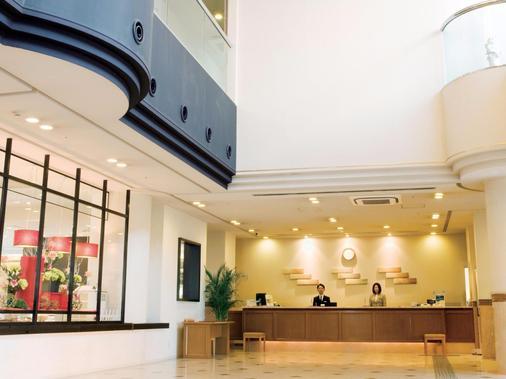 Kanku Joytel Hotel - Izumisano - Front desk
