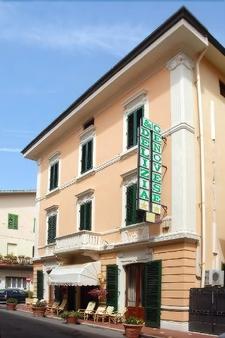 Delizia Genovese - Montecatini Terme - Gebouw