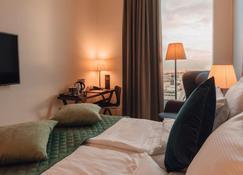 Clarion Hotel Helsinki - เฮลซิงกิ - ห้องนอน