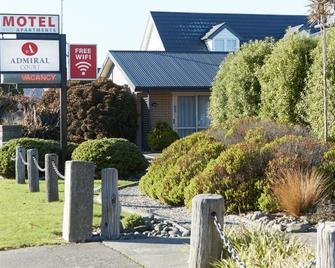 Admiral Court Motel & Apartments - Invercargill - Building