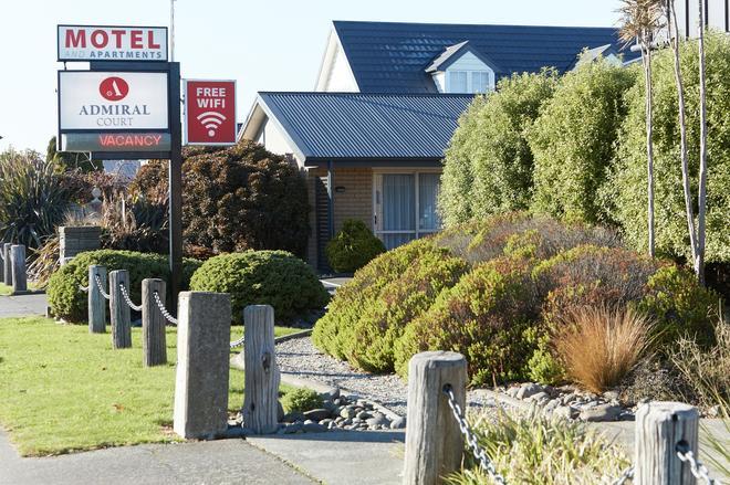 Admiral Court Motel & Apartments - Invercargill - Building
