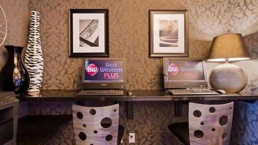 Best Western Plus Laredo Inn & Suites - Laredo - Business Center