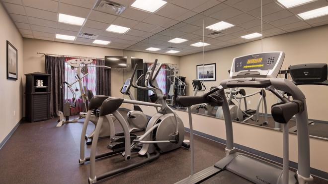 Best Western Plus Laredo Inn & Suites - Laredo - Gym