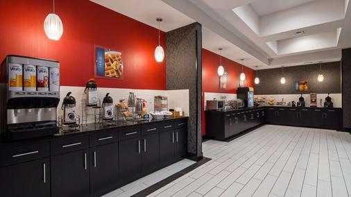 Best Western Plus Laredo Inn & Suites - Laredo - Buffet