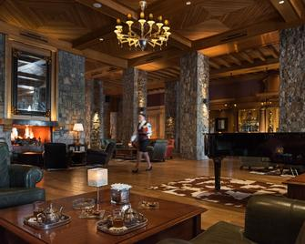 Michlifen Resort & Golf - Ifrane - Lobby