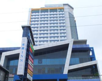 Toyoko Inn Cebu - Мандауэ - Здание