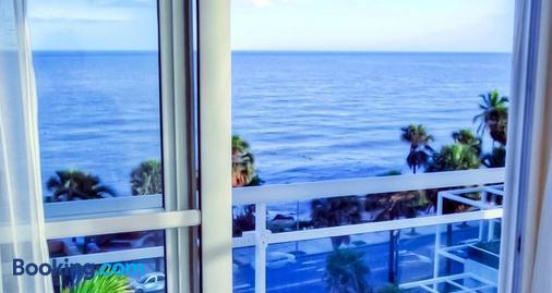 Hotel Shakey - Σάντο Ντομίνγκο - Μπαλκόνι