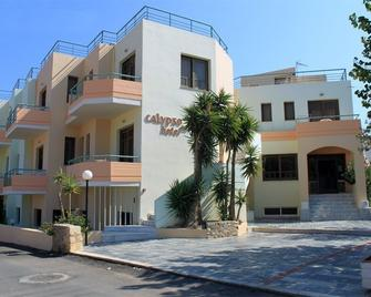 Calypso Hotel Apartments - Darátsos - Gebouw