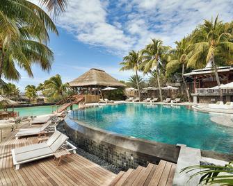 Paradise Cove Boutique Hotel - Cap Malheureux - Басейн