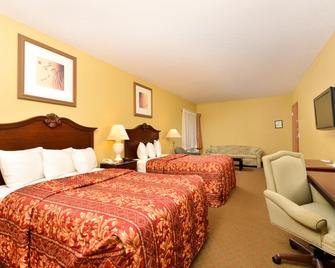 Americas Best Value Inn Starke - Starke - Bedroom