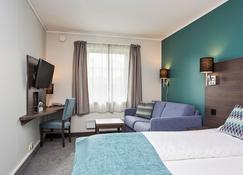 貝斯特韋斯特羅弗敦酒店 - 雷克尼斯 - 萊克內斯 - 臥室