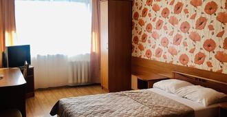 Hotel Reakomp - Moskva - Sovrum