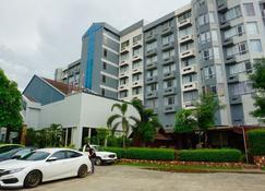 Thepnakorn Hotel - Buriram - Gebouw