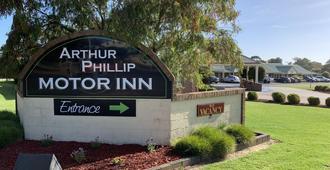 Arthur Phillip Motor Inn - Phillip Island - Cảnh ngoài trời