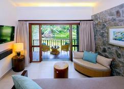 Kempinski Seychelles Resort - Baie Lazare - Pokój dzienny