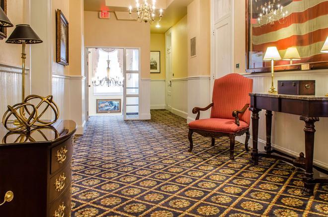 Federal Pointe Inn Ascend Hotel Collection - Gettysburg - Lobby