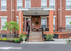 Federal Pointe Inn Ascend Hotel Collection - Gettysburg - Edificio