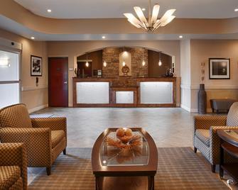 Best Western Abbeville Inn & Suites - Abbeville - Рецепція