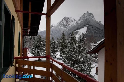 Residence La Roggia - Pozza di Fassa - Balcony