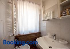 Residence La Roggia - Pozza di Fassa - Bathroom