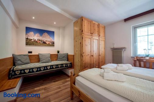 Residence La Roggia - Pozza di Fassa - Bedroom