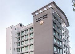 Keoja Hotel - Kuala Belait - Gebäude