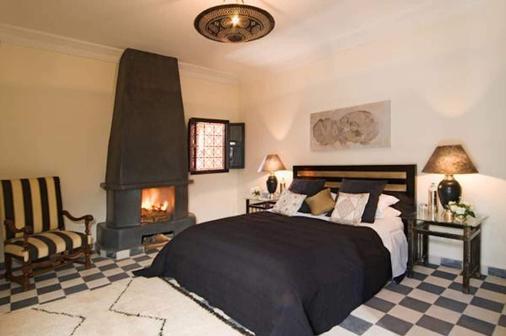 Riad Elizabeth - Marrakesch - Schlafzimmer