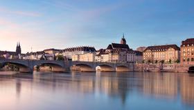 Aparthotel Adagio Basel City - Basel - Näkymät ulkona