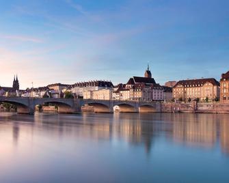 Aparthotel Adagio Basel City - Basel - Outdoors view