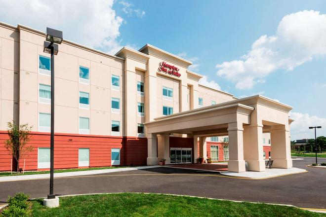 Hampton Inn & Suites Wilmington Christiana - Newark - Rakennus