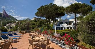 Hotel Don Felipe - Ischia - Patio