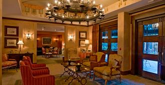 Hotel Granduca Houston - Houston - Sala de estar